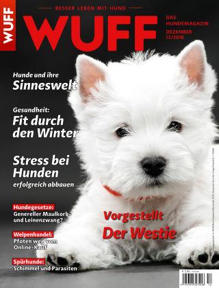 WUFF - Das Hunde-Bookazin 12/2018