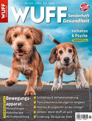 WUFF - Das Hunde-Bookazin Gesundheit