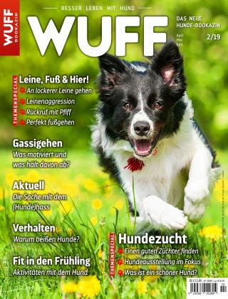 WUFF - Das Hunde-Bookazin 02/2019