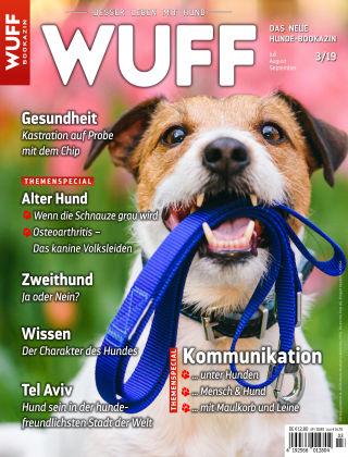 WUFF - Das Hunde-Bookazin 03/2019