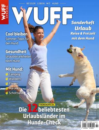 WUFF - Das Hunde-Bookazin Urlaub