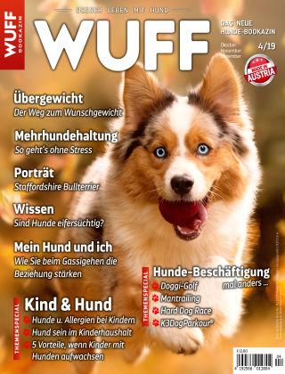 WUFF - Das Hunde-Bookazin 04/2019