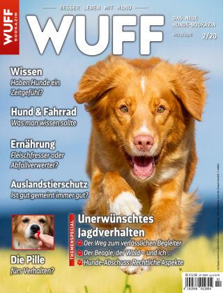 WUFF - Das Hunde-Bookazin 02/2020