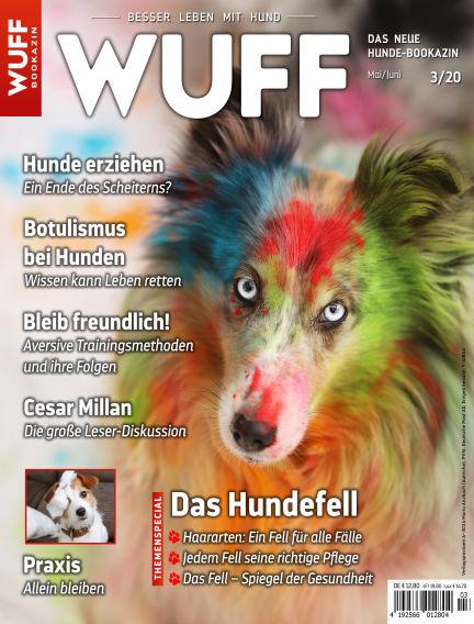 WUFF - Das Hunde-Bookazin