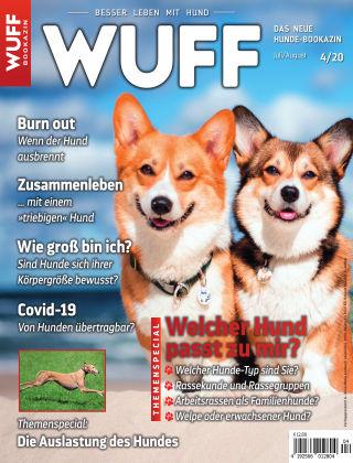 WUFF - Das Hunde-Bookazin 04/2020