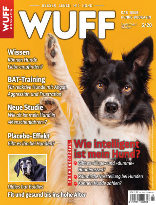 WUFF - Das Hunde-Bookazin 05/2020