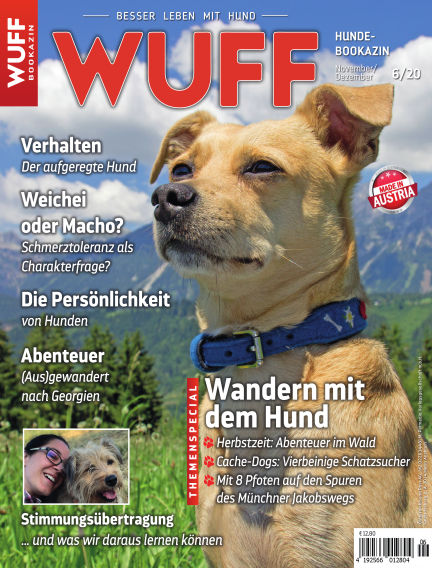 WUFF – Das Hundemagazin October 21, 2020 00:00