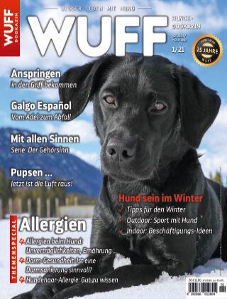 WUFF – Das Hundemagazin 01/2021