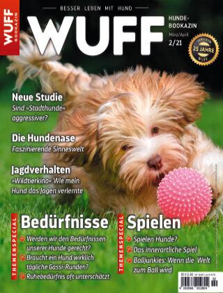 WUFF - Das Hunde-Bookazin 02/2021