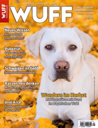 WUFF – Das Hundemagazin 05/2021