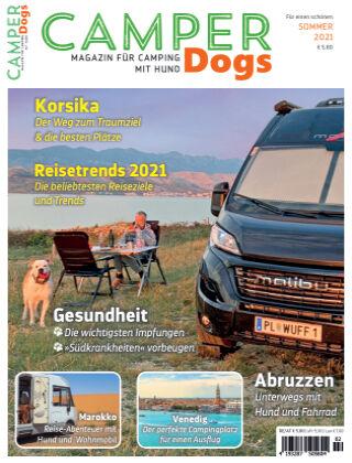 CamperDogs – Magazin für Camping mit Hund Sommer 2021