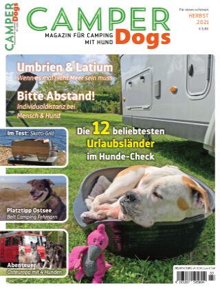 CamperDogs – Magazin für Camping mit Hund Herbst 2021
