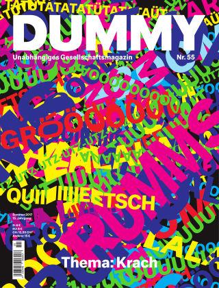 DUMMY #55 Krach