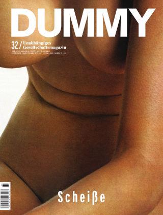 DUMMY #32 Scheiße