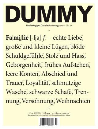DUMMY #33 Familie