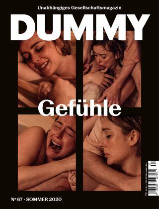 DUMMY #67 Gefühle
