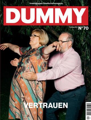 DUMMY #70 Vertrauen