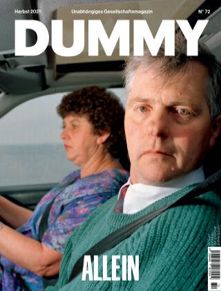 DUMMY #72 Allein
