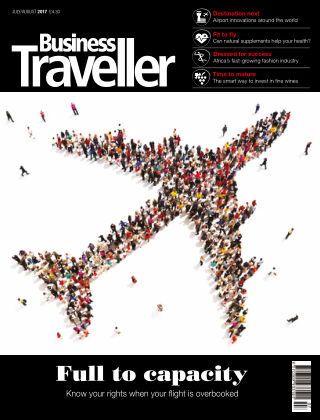 Business Traveller UK July/Aug 2017