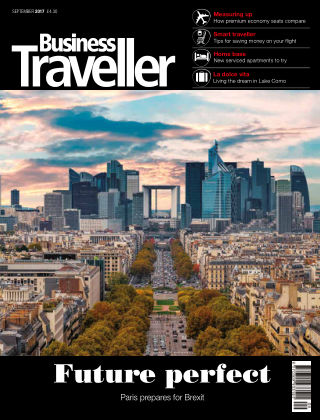 Business Traveller UK September 2017
