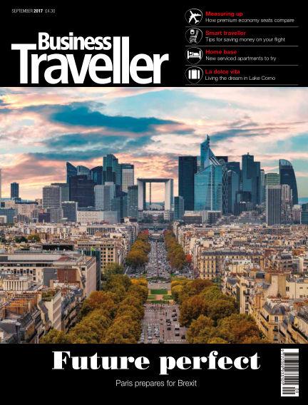 Business Traveller UK September 09, 2017 00:00
