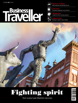 Business Traveller UK October2017