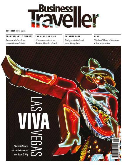 Business Traveller UK November 30, 2017 00:00