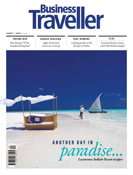 Business Traveller UK November 24, 2017 00:00