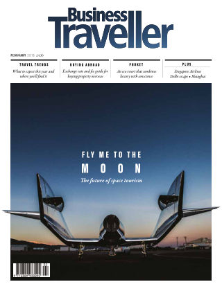 Business Traveller UK February 2018