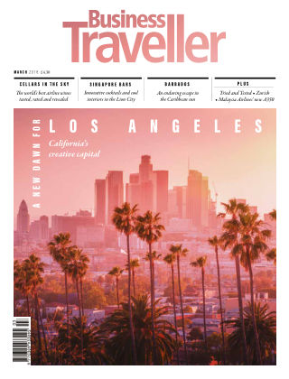 Business Traveller UK March 2018