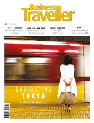 Business Traveller UK April2018
