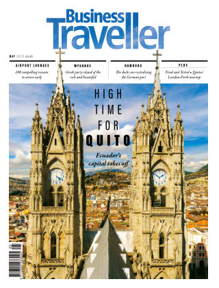 Business Traveller UK May2018