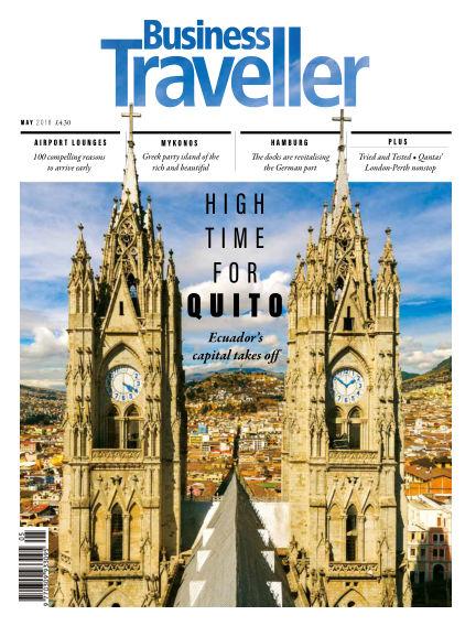 Business Traveller UK April 25, 2018 00:00
