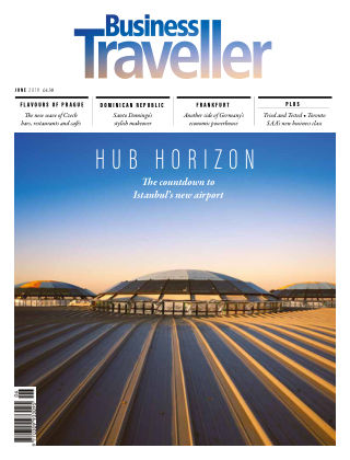 Business Traveller JUNE 2018