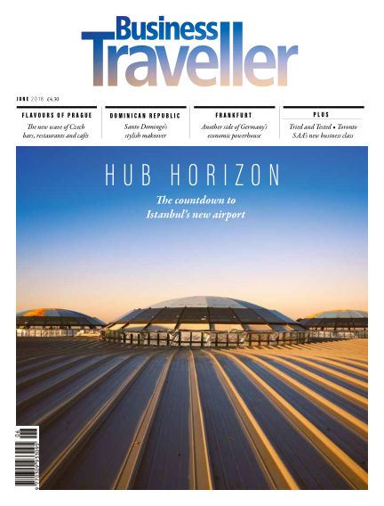 Business Traveller UK May 22, 2018 00:00