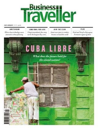 Business Traveller UK JulyAugust2018