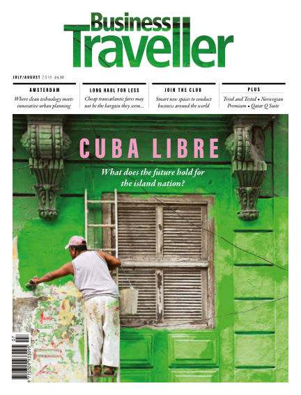 Business Traveller UK June 26, 2018 00:00