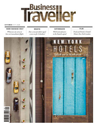 Business Traveller UK September 2018