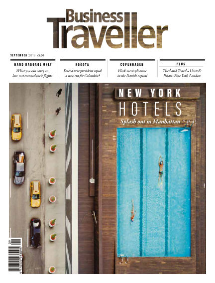 Business Traveller UK September 03, 2018 00:00