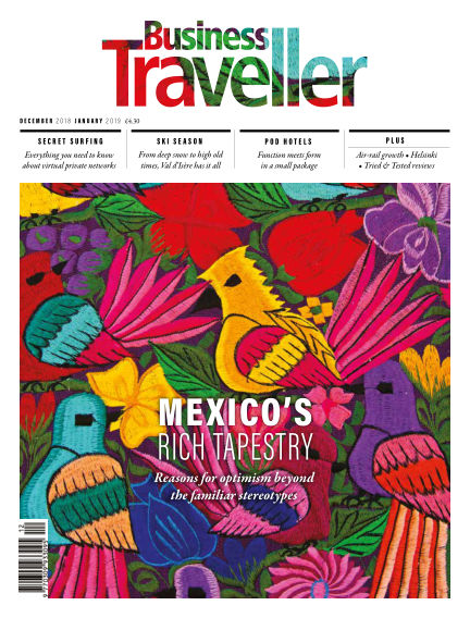 Business Traveller UK November 23, 2018 00:00