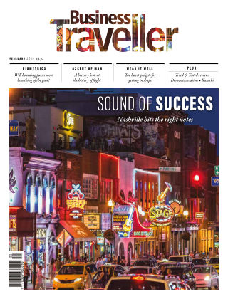 Business Traveller UK February2019