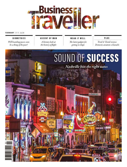 Business Traveller UK January 28, 2019 00:00