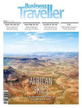 Business Traveller UK March 2019