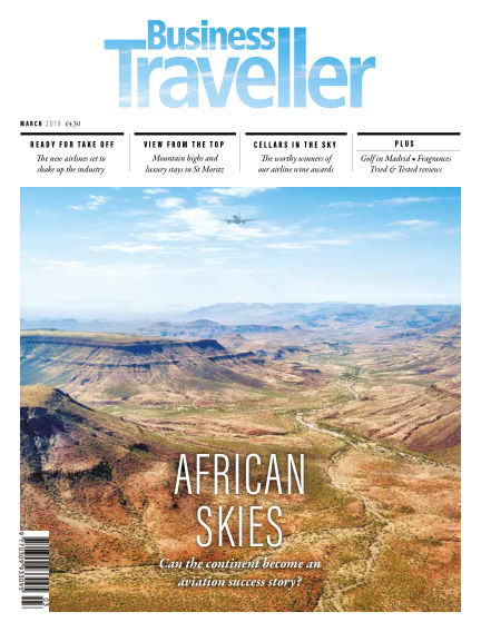 Business Traveller UK February 28, 2019 00:00