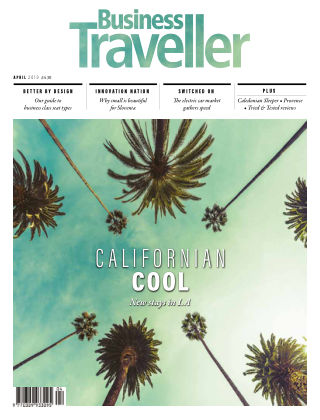 Business Traveller UK April 2019