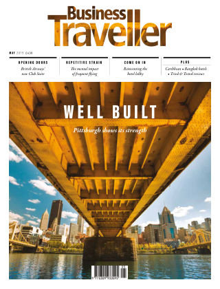 Business Traveller UK May 2019