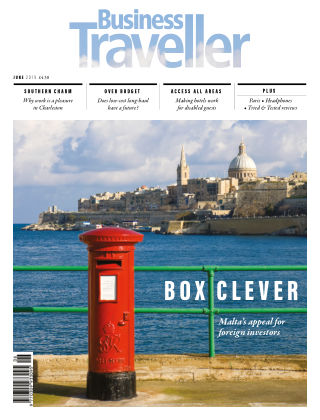 Business Traveller UK June 2019