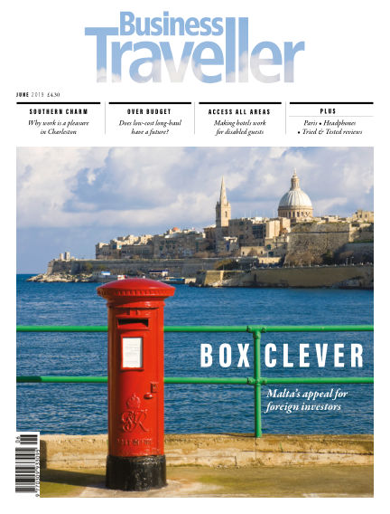 Business Traveller UK May 23, 2019 00:00