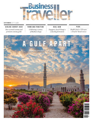 Business Traveller UK September2019