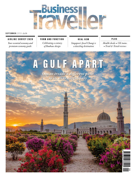 Business Traveller UK August 23, 2019 00:00